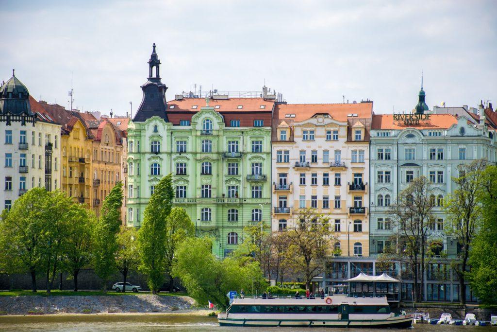 Prague Camera Roll