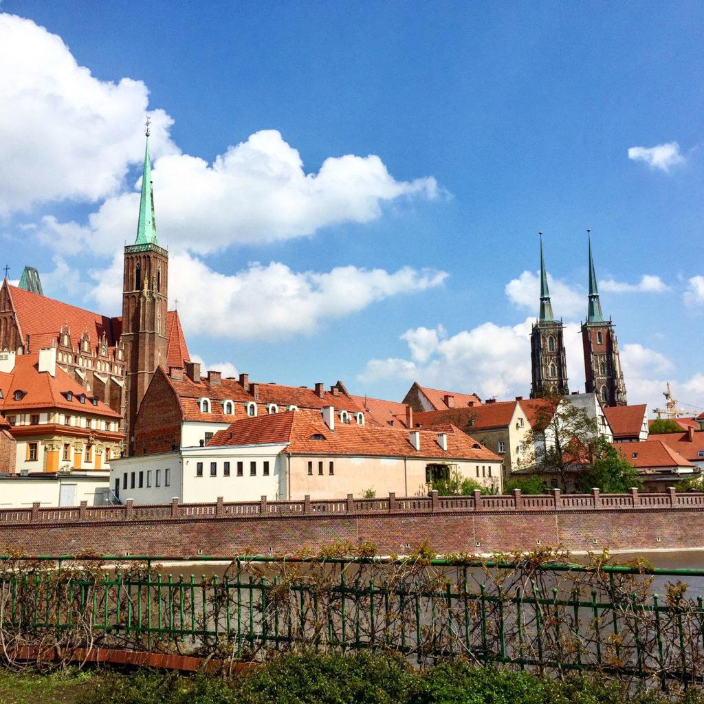 Wroclaw (rrraw claw!!), Poland