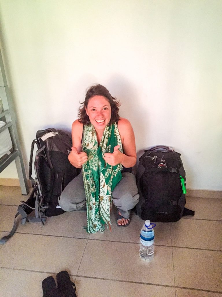 Round the World Packing List