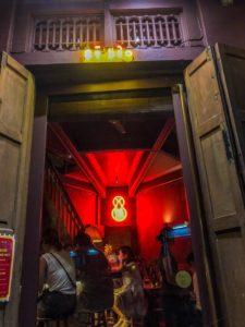 Chinatown cocktail bar